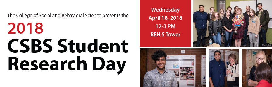 student research day banner