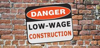 low wage construction decorative google image