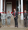 ROTC Ribbon Cutting