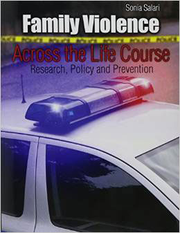 family violence book cover